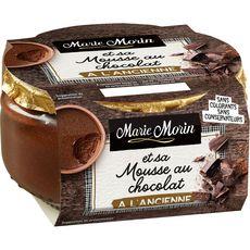 MARIE MORIN M.Morin mousse au chocolat à l'ancienne 100g