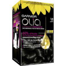 Garnier Olia coloration permanente sans ammoniaque 1.0 noir absolu