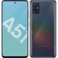 SAMSUNG Smartphone GALAXY A51 128 Go 6.5 pouces Noir 4G Double NanoSIM