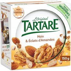 TARTARE TARTARE Fromage frais à tartiner noix et amandes 150g 150g