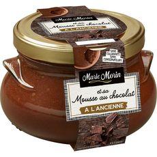 MARIE MORIN Mousse au chocolat à l'ancienne 400g