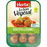 Herta Herta Boulettes végétal de légumes 200g