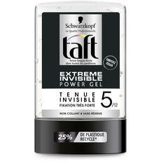 Taft Gel invisible fixation très forte force 5 300ml