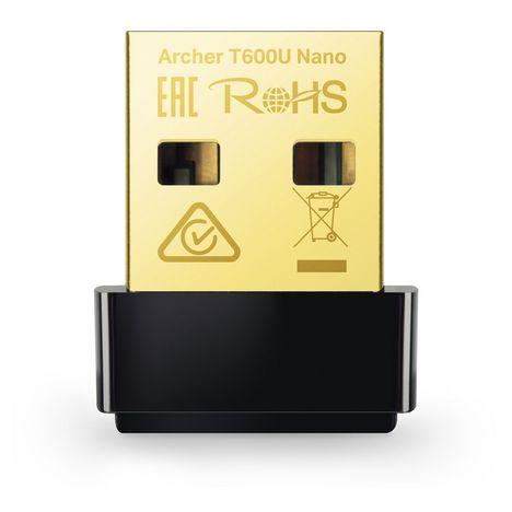 TP-LINK Clé Wifi Archer T600U