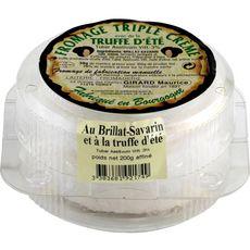 Fromage au Brillat-Savarin et à la truffe d'été 200g