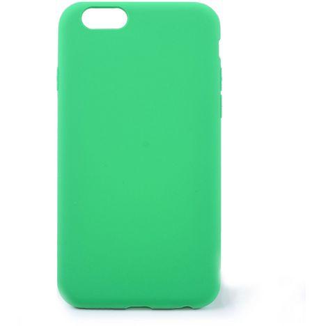 QILIVE Coque Silicone pour Apple iPhone 6/6S - Vert