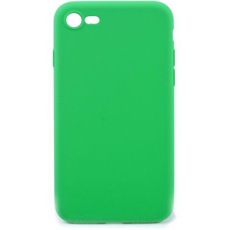 QILIVE Coque Silicone pour Apple iPhone 7/8 - Vert
