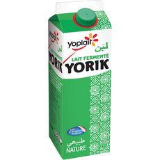 YOPLAIT Yorik Lait frais fermenté 1l
