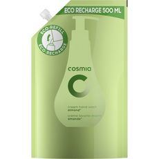 COSMIA Recharge savon liquide mains à l'amande 500ml