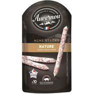 Auvernou Auvernou Mini saucisson sec nature x10 100g