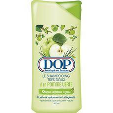 Dop Shampooing très doux pomme verte cheveux normaux à gras 400ml
