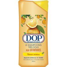 Dop Shampooing très doux aux vitamines cheveux normaux 400ml