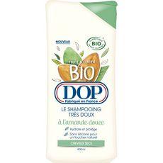 Dop Shampooing bio très doux amande douce cheveux secs 400ml