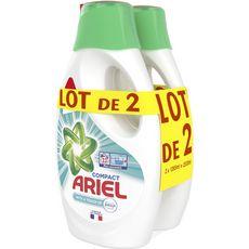 Ariel Lessive liquide touche de Febreze 23 lavages 1,265l