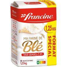 FRANCINE Farine fluide bio 1,250kg