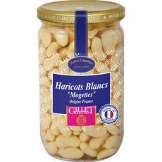 GILLET Gillet haricots mogettes blancs 395g