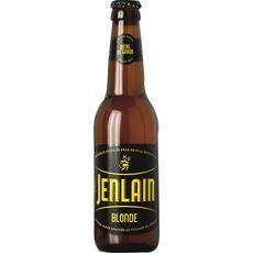 JENLAIN Bière de garde blonde 6,8% bouteille 33cl