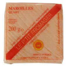 LEDUC Le p'tit fromager quart de Maroilles AOP 180g