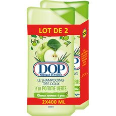 Dop shampooing pomme 2x400ml
