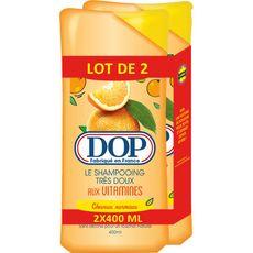 DOP Dop shampooing vitamines 2x400ml