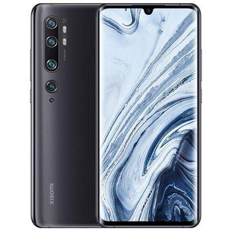 XIAOMI Smartphone Mi Note 10 Pro 256 Go 6.47 pouces Noir Minuit