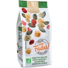 Les Fadas LES FADAS Mélange de fruits secs et fruits séchés bio
