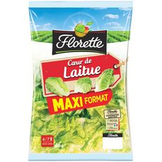 FLORETTE Coeur de laitue maxi format 430g