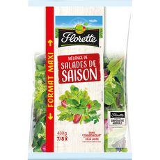 FLORETTE Mélange de Salades de Saison  430g