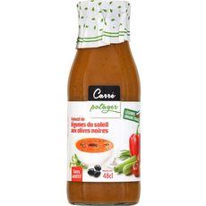 CARRE POTAGER Velouté de légumes du soleil aux olives noires 48cl