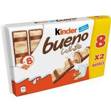 KINDER Bueno white 8x2 pièces 310g