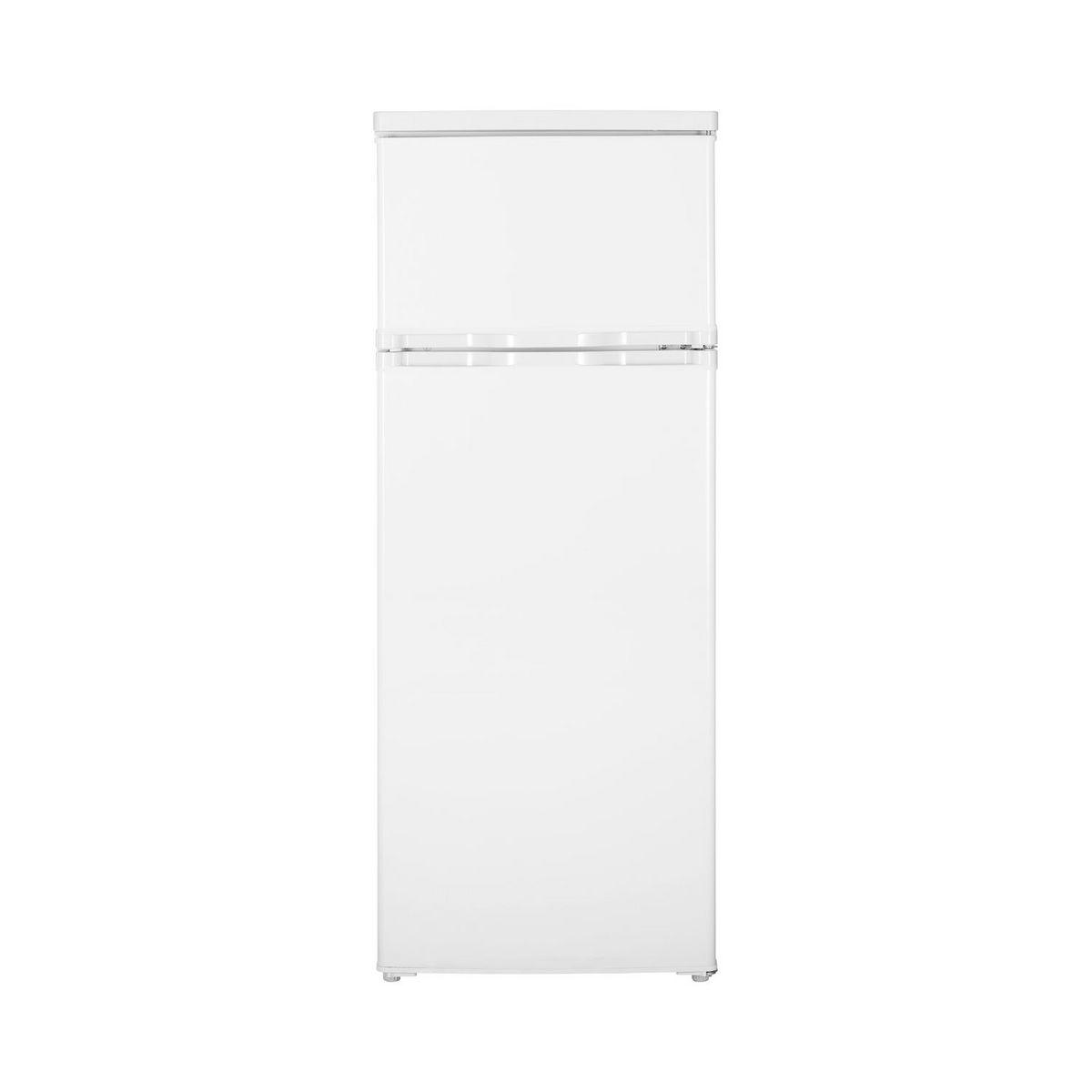 Réfrigérateur combiné 154596, 207 L, Froid statique