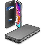 CELLULAR Etui folio pour Samsung Galaxy A71 - Noir