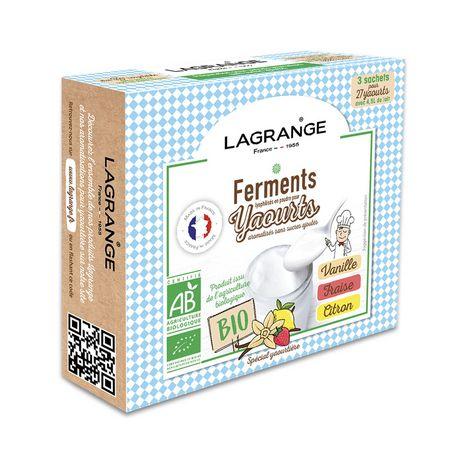 LAGRANGE Arôme pour yaourt VANFRAISCITRO 385002