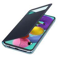 SAMSUNG Etui à rabat pour Samsung Galaxy A51 - Noir