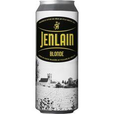 JENLAIN Bière blonde de garde 6,8% boîte 50cl