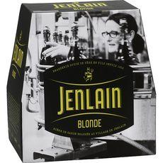JENLAIN Bière de garde blonde 6,8% bouteilles 6x25cl