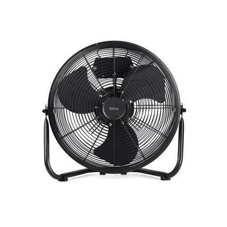 QILIVE Ventilateur de table Q.5367 Noir