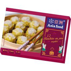 ASIA FOOD Bouchées au porc 12 pièces 276g