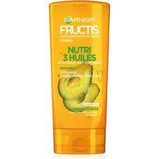 Garnier Fructis après-shampoing nutri 3 huiles 200ml