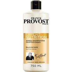 Franck Provost Expert Nutrition après-shampooing cheveux secs, rèches 750ml
