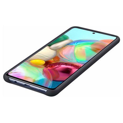 SAMSUNG Coque pour Samsung Galaxy A71 - Noir