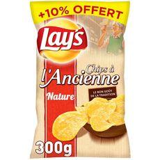 LAY'S Lay's chips à l'ancienne 300g +10% offert 300g + 10% offert