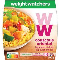 WeightWatchers WEIGHT WATCHERS Couscous oriental au poulet émincé