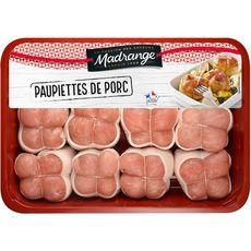 MADRANGE Paupiette de porc 12 pièces 1.5KG