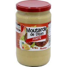 AUCHAN Moutarde de Dijon forte 720g