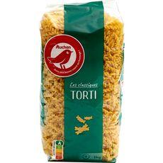 Auchan Torti de qualité supérieure 1kg