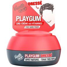 Vivelle Dop Playgum Cire crème effet naturel tenue très forte 80ml