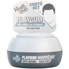 Vivelle Dop Playgum Cire crème aux vitamines effet naturel tenue forte 80ml