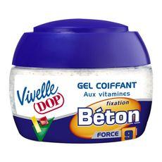 Dop VIVELLE DOP Gel coiffant fixation béton force 9