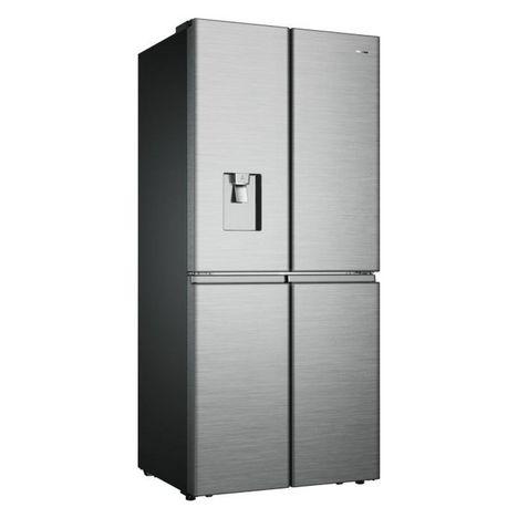 HISENSE Réfrigérateur multiportes RQ563N4WSI1, 432 L, Froid no frost